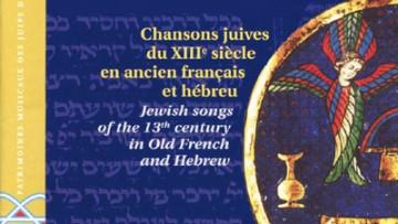 Juifs et Trouvères