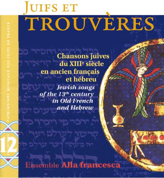 Juifs-et-Trouveres-