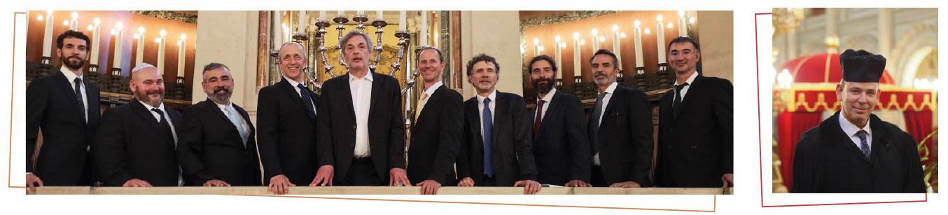 Chœur de la grande Synagogue de la Victoire