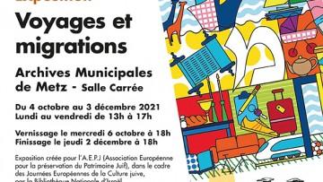 «Itinéraires et migrations»